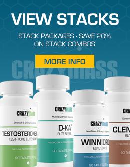 Crazy Mass/Crazy Bulk Steroids View Stacks